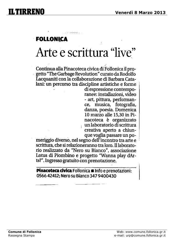 the garbage revolution_articolo